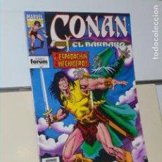 Cómics: CONAN EL BARBARO VOL. 1 Nº 195 MARVEL - FORUM. Lote 244596125