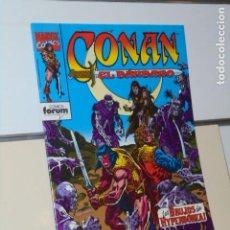 Cómics: CONAN EL BARBARO VOL. 1 Nº 190 MARVEL - FORUM. Lote 244596600