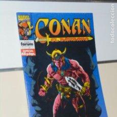 Cómics: CONAN EL BARBARO VOL. 1 Nº 188 MARVEL - FORUM. Lote 244596860