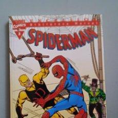 Cómics: BIBLIOTECA MARVEL SPIDERMAN 3-FORUM. Lote 244609280