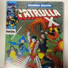 Cómics: LA PATRULLA X SEGUNDA EDICIÓN 21. Lote 244619580