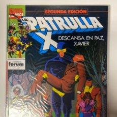 Cómics: LA PATRULLA X SEGUNDA EDICIÓN 22. Lote 244619735