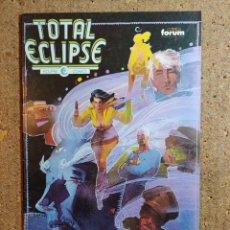 Cómics: COMIC TOTAL ECLIPSE COMICS FORUM Nº 2. Lote 244627110