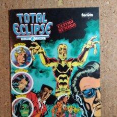 Cómics: COMIC TOTAL ECLIPSE COMICS FORUM Nº 6. Lote 244627155
