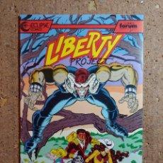 Cómics: COMIC DE LIBERTY PROJECT COMICS FORUM Nº 2. Lote 244627175