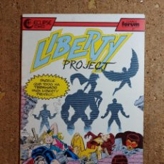 Cómics: COMIC DE LIBERTY PROJECT COMICS FORUM Nº 3. Lote 244627180
