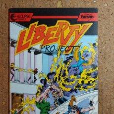 Cómics: COMIC DE LIBERTY PROJECT COMICS FORUM Nº 4. Lote 244627190