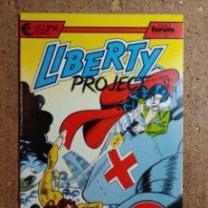 Cómics: COMIC DE LIBERTY PROJECT COMICS FORUM Nº 5. Lote 244627200