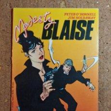 Cómics: COMIC MODESTY BLAISE COMICS FORUM Nº 1. Lote 244627215