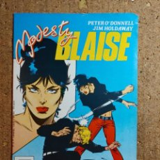 Cómics: COMIC MODESTY BLAISE COMICS FORUM Nº 2. Lote 244627235