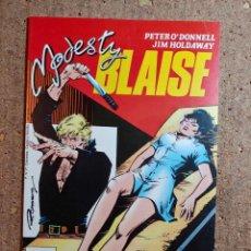 Cómics: COMIC MODESTY BLAISE COMICS FORUM Nº 4. Lote 244627250