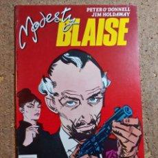 Cómics: COMIC MODESTY BLAISE COMICS FORUM Nº 5. Lote 244627265
