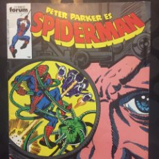 Cómics: PETER PARKER ES SPIDERMAN VOL.1 N.46 LA FURIA DEL ROBOT BURLADO ( 1983/1994 ). Lote 244638810
