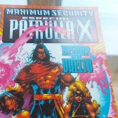 Cómics: MAXIMUN SECURITY ESPECIAL PATRULLA X (DE KIOSKO). Lote 244639265