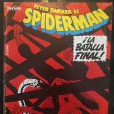 Cómics: PETER PARKER ES SPIDERMAN VOL.1 N.54 LA BATALLA FINAL ( 1983/1994 ). Lote 244639550
