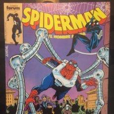 Cómics: SPIDERMAN EL HOMBRE ARAÑA VOL.1 N.76 EL ESPECTACULAR NIÑO ARAÑA ( 1983/1994 ). Lote 244639845