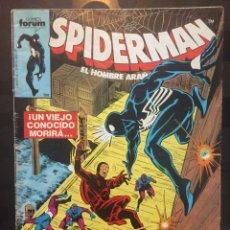 Cómics: SPIDERMAN EL HOMBRE ARAÑA VOL.1 N.77 EL 9 ROJO Y LA BUROCRACIA ( 1983/1994 ). Lote 244641120