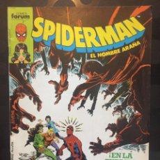 Cómics: SPIDERMAN EL HOMBRE ARAÑA VOL.1 N.89 EN LA GUARIDA DE LOS MORLOCKS ( 1983/1994 ). Lote 244641600