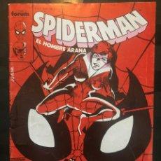 Cómics: SPIDERMAN EL HOMBRE ARAÑA VOL.1 N.92 TODO EL MUNDO AMA A ALGUIEN ( 1983/1994 ). Lote 244641755