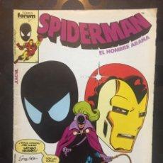 Cómics: SPIDERMAN EL HOMBRE ARAÑA VOL.1 N.96 REGRESO AL HOGAR ( 1983/1994 ). Lote 244642285