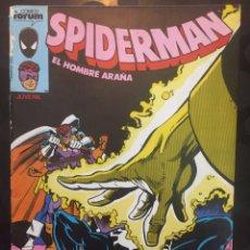 Cómics: SPIDERMAN EL HOMBRE ARAÑA VOL.1 N.97 CULTO AL HÉROE ( 1983/1994 ). Lote 244642520