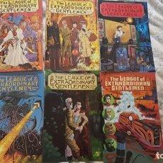 Cómics: LA LIGA DE LOS HOMBRES EXTRAORDINARIOS VOL.2 (OBRA COMPLETA 6 NÚMEROS) - PLANETA. Lote 244669740