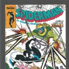 Fumetti: SPIDERMAN Nº 189. FORUM, VOL 1. MUY BUEN ESTADO. Lote 244721315