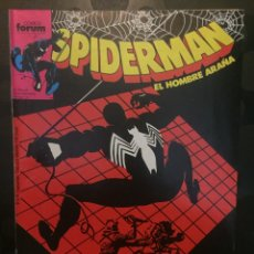 Cómics: SPIDERMAN EL HOMBRE ARAÑA VOL.1 N.187 EL ACUCHILLADOR ATACA ( 1983/1994 ). Lote 244738275
