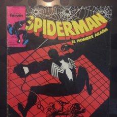 Cómics: SPIDERMAN EL HOMBRE ARAÑA VOL.1 N.187 EL ACUCHILLADOR ATACA ( 1983/1994 ). Lote 244738650