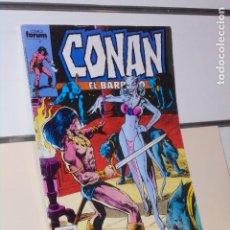 Cómics: CONAN EL BARBARO VOL. 1 Nº 165 MARVEL - FORUM. Lote 244745730