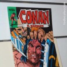 Cómics: CONAN EL BARBARO VOL. 1 Nº 160 MARVEL - FORUM. Lote 244745900