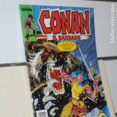 Cómics: CONAN EL BARBARO VOL. 1 Nº 158 MARVEL - FORUM. Lote 244746030