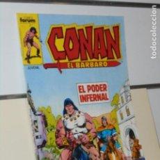 Cómics: CONAN EL BARBARO VOL. 1 Nº 134 MARVEL - FORUM. Lote 244747005