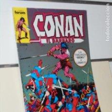 Cómics: CONAN EL BARBARO VOL. 1 Nº 145 MARVEL - FORUM. Lote 244747160