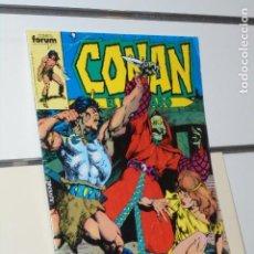 Cómics: CONAN EL BARBARO VOL. 1 Nº 141 MARVEL - FORUM. Lote 244747575