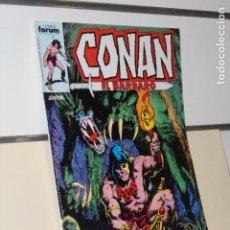 Comics : CONAN EL BARBARO VOL. 1 Nº 139 MARVEL - FORUM. Lote 244747750