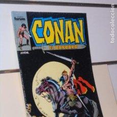 Cómics: CONAN EL BARBARO VOL. 1 Nº 140 MARVEL - FORUM. Lote 244747990