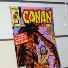 Comics : CONAN EL BARBARO VOL. 1 Nº 138 MARVEL - FORUM. Lote 244748120