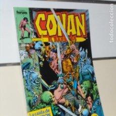 Cómics: CONAN EL BARBARO VOL. 1 Nº 135 MARVEL - FORUM. Lote 244748300