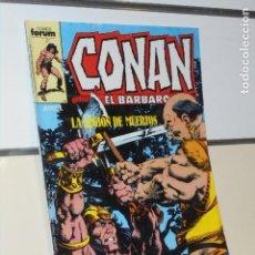 Cómics: CONAN EL BARBARO VOL. 1 Nº 133 MARVEL - FORUM. Lote 244748400