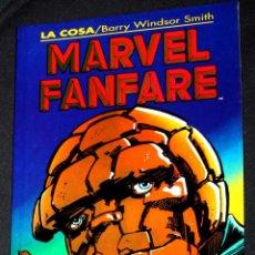 Cómics: MARVEL FANFARE - LA COSA / BARRY WINDSOR SMITH -(MUY BUEN ESTADO). Lote 244752610