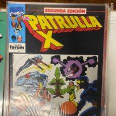 Cómics: LA PATRULLA X SEGUNDA EDICIÓN 31. Lote 244769475
