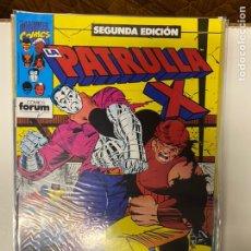 Cómics: LA PATRULLA X SEGUNDA EDICIÓN 35. Lote 244770440