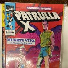 Cómics: LA PATRULLA X SEGUNDA EDICIÓN 37. Lote 244770760