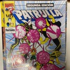 Cómics: LA PATRULLA X SEGUNDA EDICIÓN 39. Lote 244771470