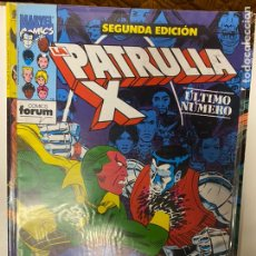 Cómics: LA PATRULLA X SEGUNDA EDICIÓN 42. Lote 244771800