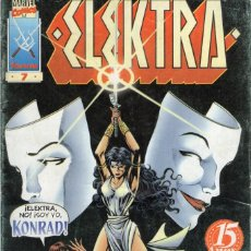Cómics: ELEKTRA VOL. 1 Nº 7 - FORUM - OFM15. Lote 244805655
