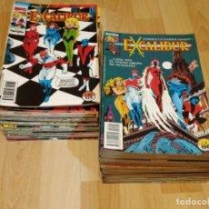Fumetti: EXCALIBUR VOL.1 1 AL 80 COMPLETA FORUM 1989-1995+EXCALIBUR EL REGRESO DE FENIX. Lote 244826695
