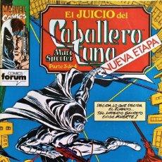 Cómics: MARC SPECTOR: CABALLERO LUNA VOL.2 Nº3 DE CHUCK DIXON, SAL VELLUTO. Lote 244926765