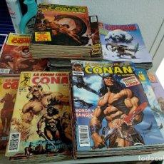 Cómics: X LA ESPADA SALVAJE DE CONAN COMPLETA Nº 1 A 171+3 ESPECIALES (INVIERNO, VERANO Y PRIMAVERA)(FORUM). Lote 245006180
